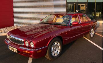 Jaguar Sovereign V8