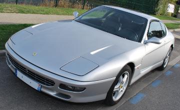 Ferrari 456 GTA