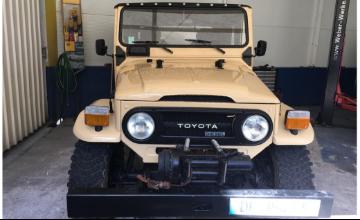 Toyota Bj40