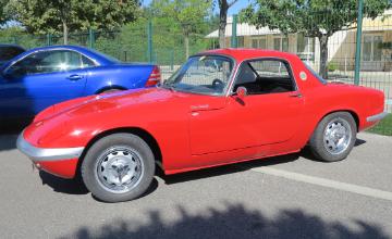 Lotus Cars Elan