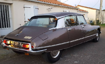 Citroën Ds Pallas