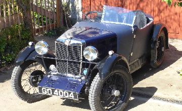 MG Type M