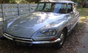 Citroën Ds Pallas