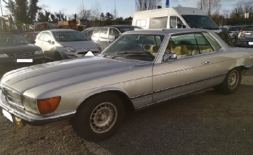 Mercedes-Benz 350SLC