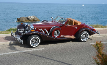 Excalibur Roadster