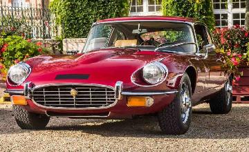 Jaguar type E Série 3