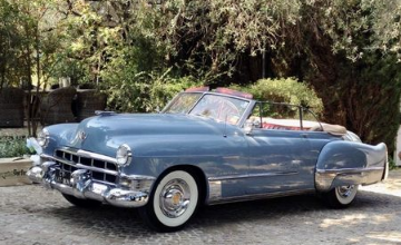 Cadillac Séries 62