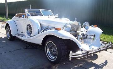 Excalibur IV roadster